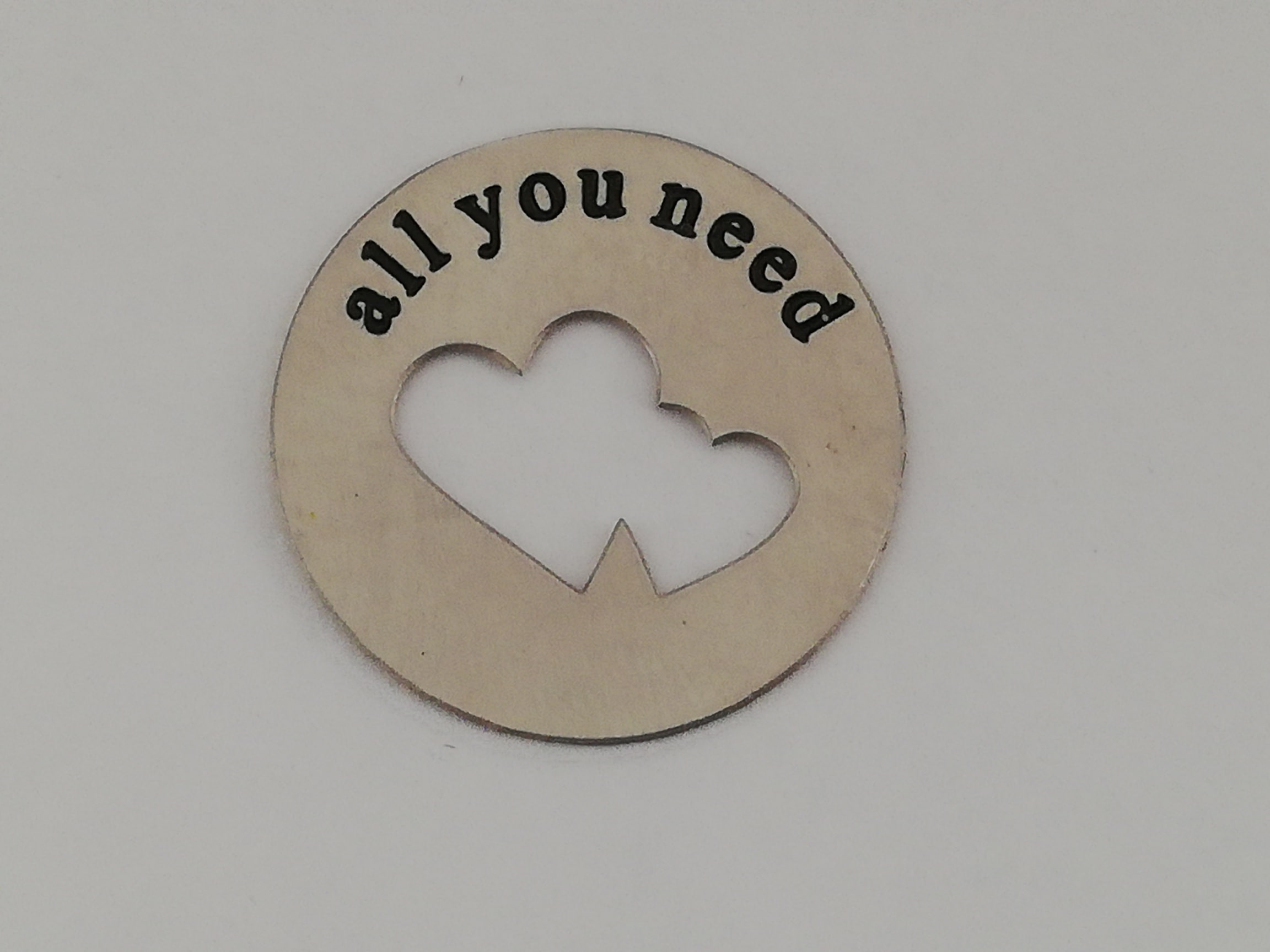 Munt all you need