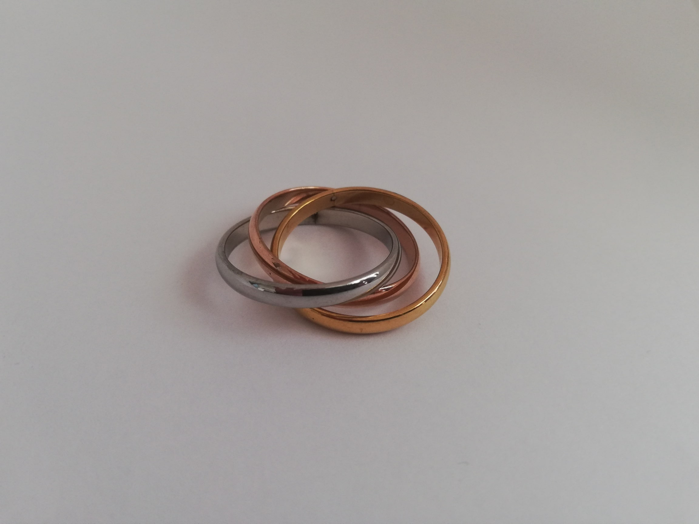 3 kleuren ring