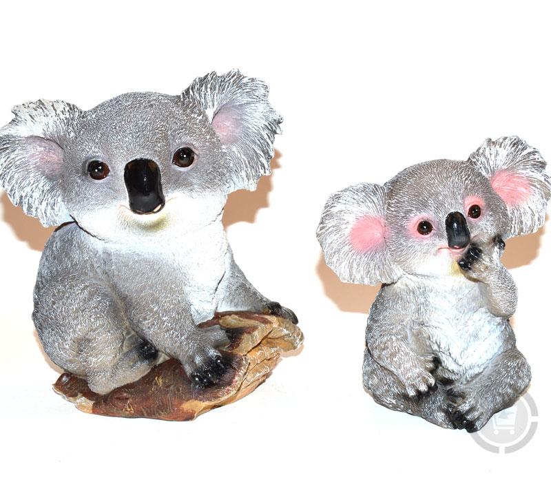 Dierenfiguur Koala beeld