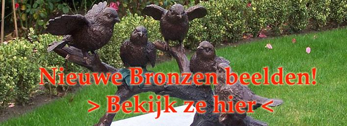 Bronzen beelden te koop