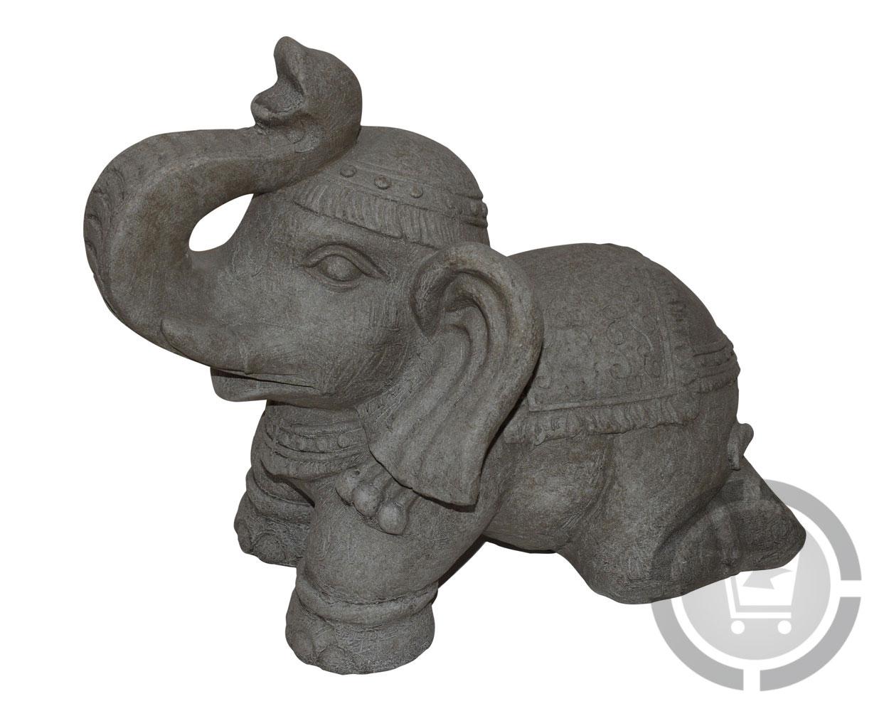 Boeddhabeeld olifant