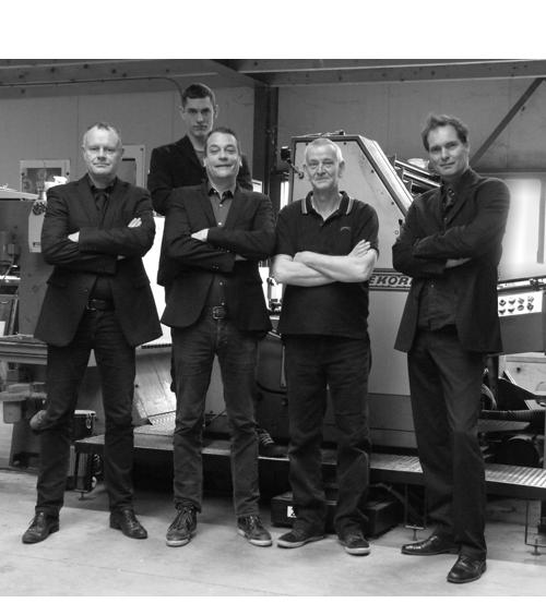 Octafile team