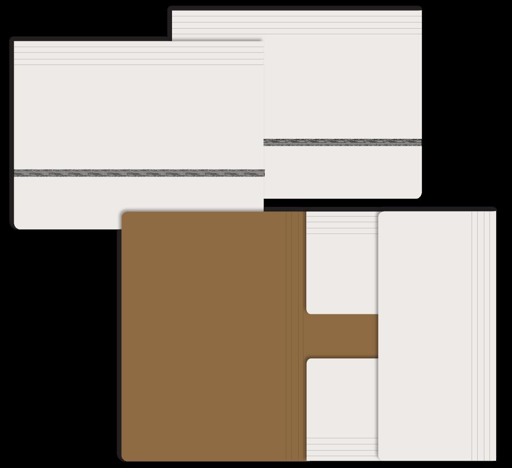 XXL-folder, A3, white