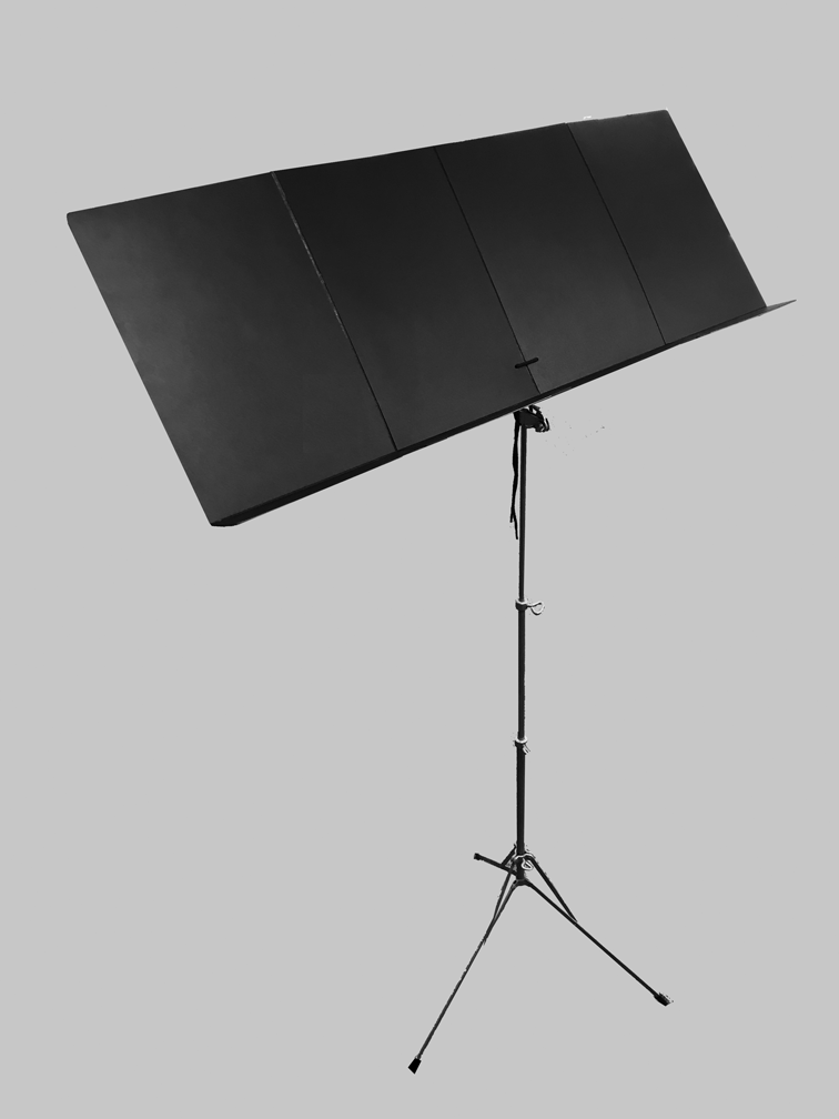 Music stand expander