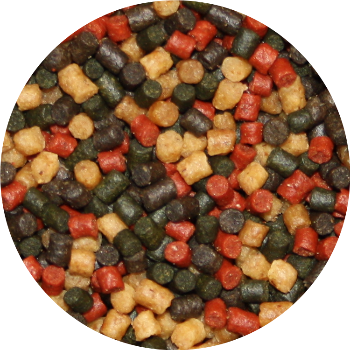 Ultimate pellet mix 2 mm