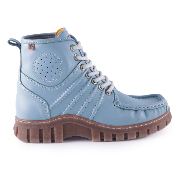 Megamok 4001 Light Blue Leather
