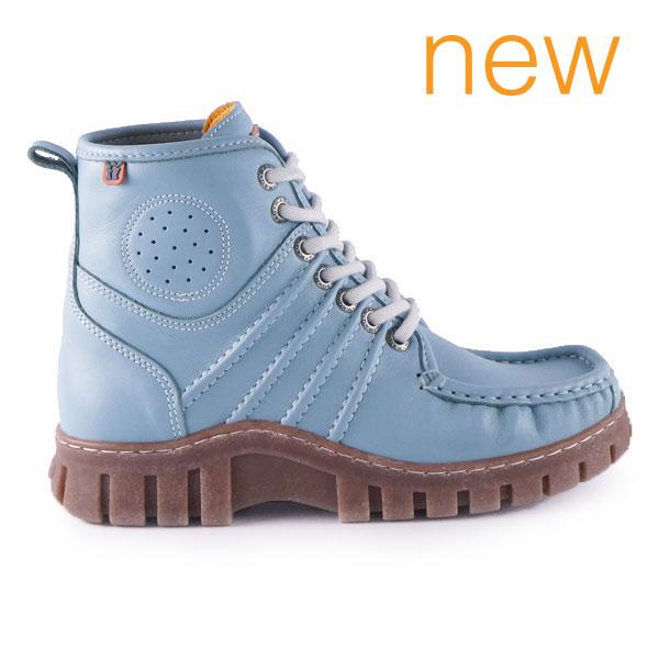 Megamok 4001 Light Blue Leather