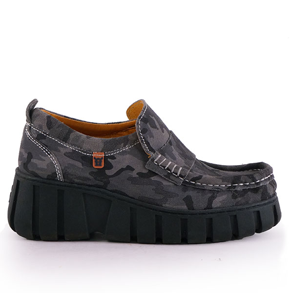 Queensize 4033 Camouflage Grey