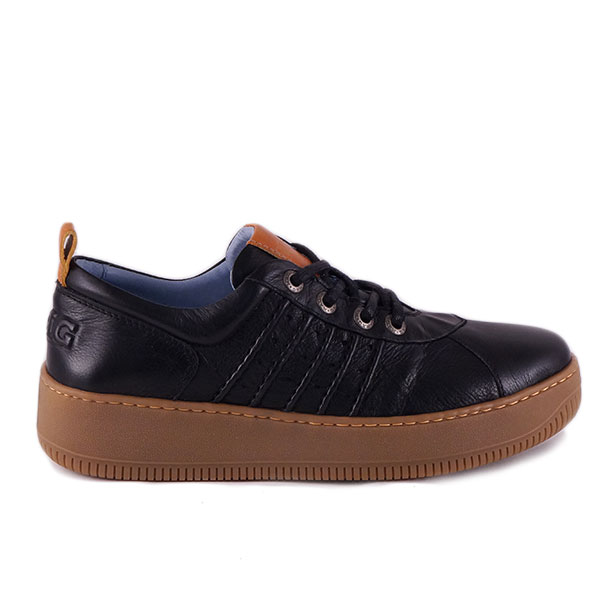 Sympasneaker 4206 Black/Amber