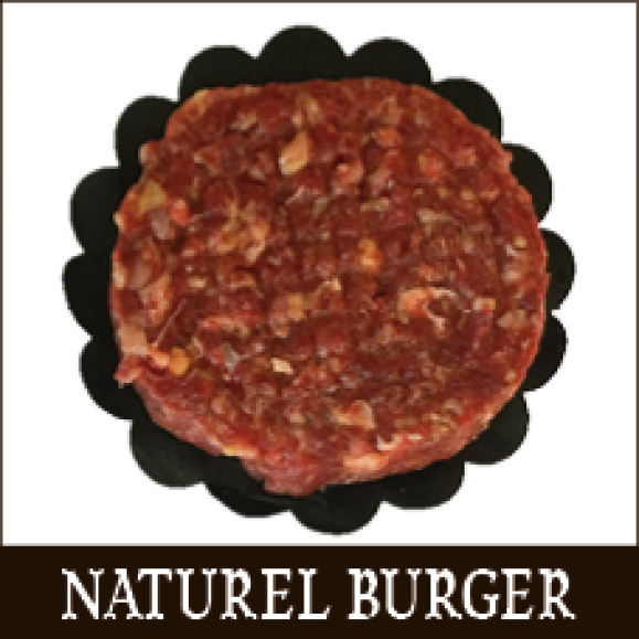 HAMBURGERS rund naturel