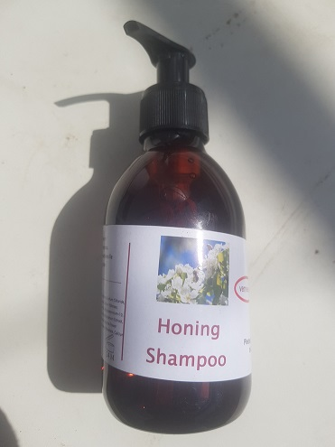 HONINGSHAMPOO 100% plantaardig