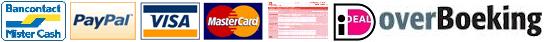 Betalingsmethoden Nederland en België