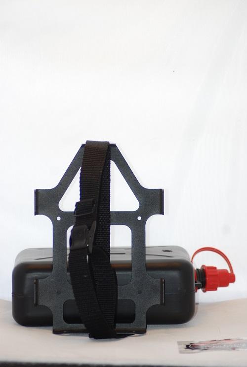 Overland 2 liter Brandstof jerrycan KIT