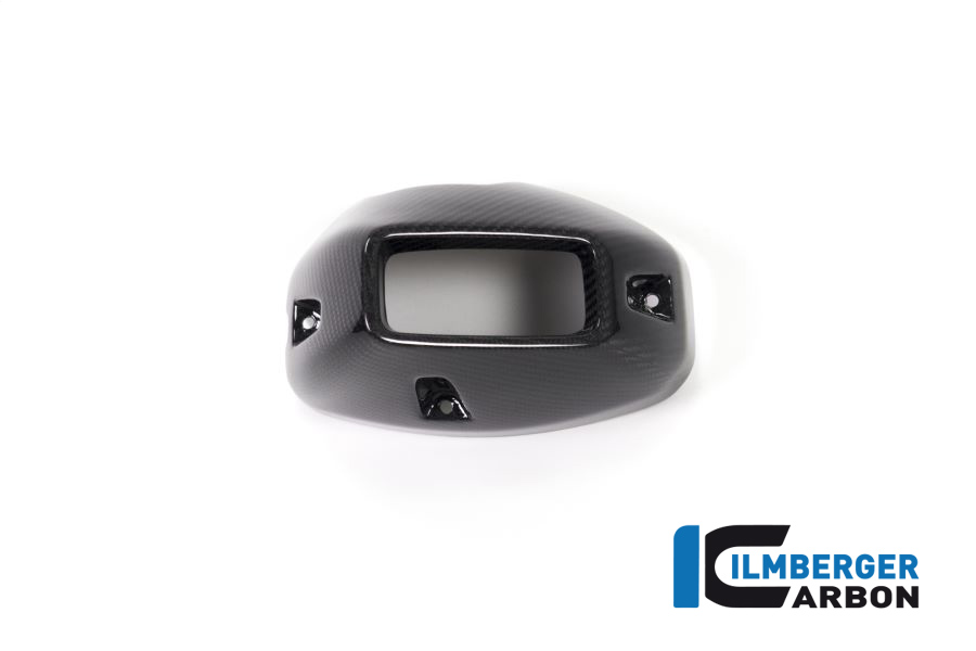 Ilmberger Exhaust end cap protection Carbon