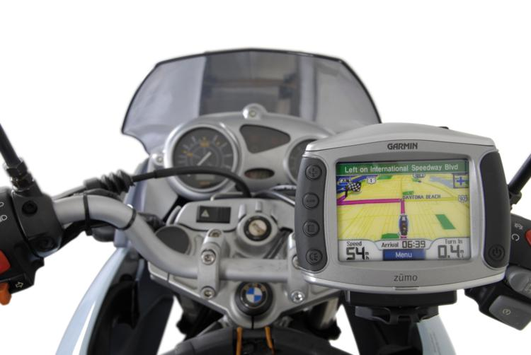 GPS HOUDER SPIEGELSCHROEFDRAAD, M8/M10.