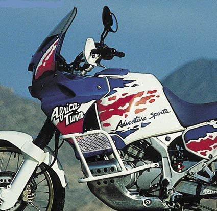 Valbeugel Hepco&Becker voor all-road zwart Honda XRV650/750 1991-1993