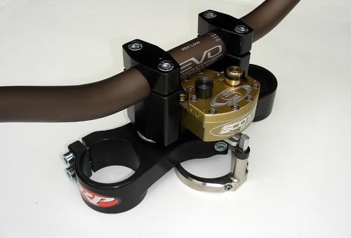 Honda CRF 250 R Stablizer Kit Complete SUB Mount -Incl. Triple Clamp
