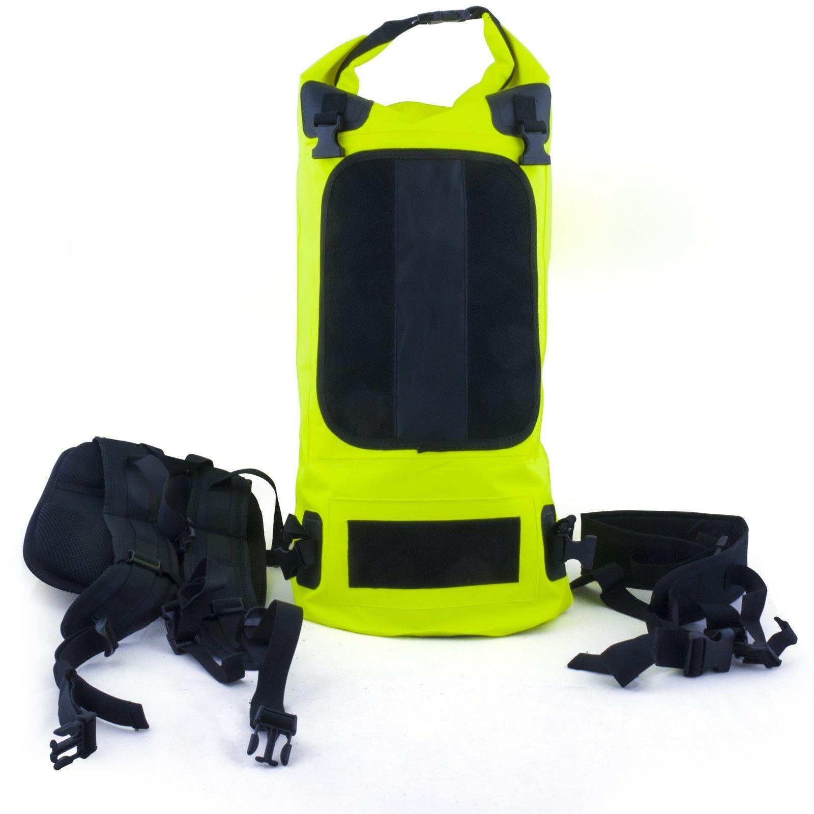 TUZO Roll Top Waterproof Backpack -40 L