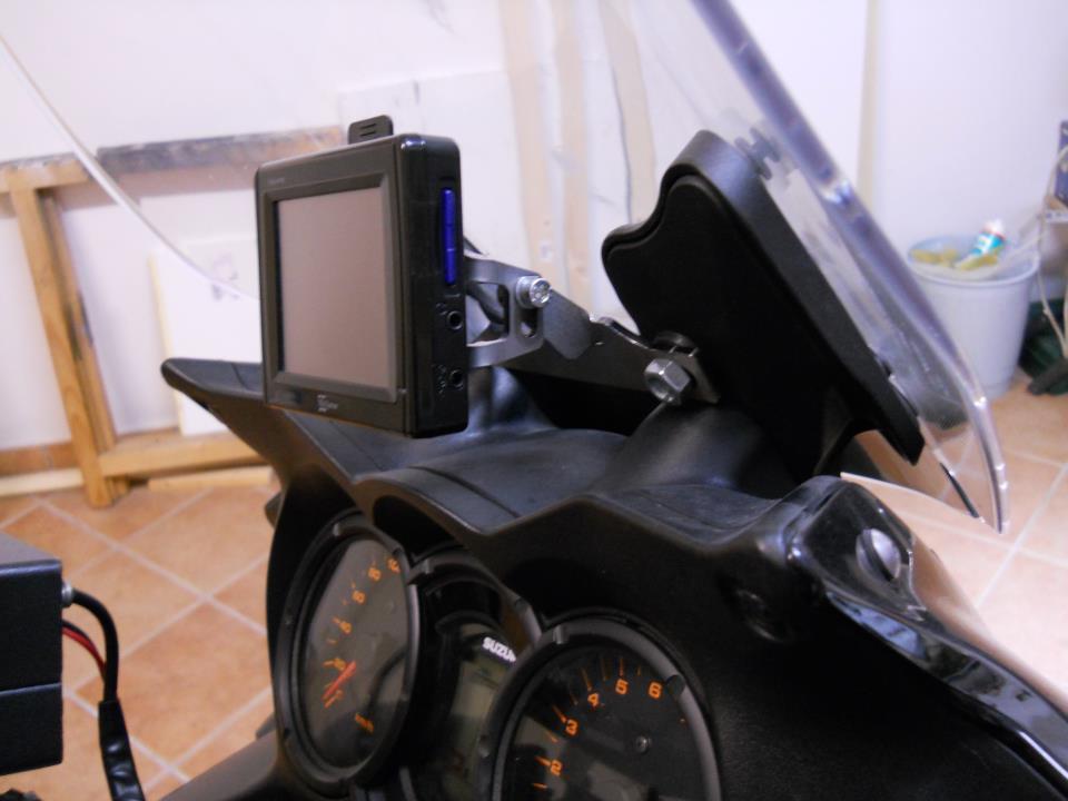 BMW G 650 GS GPS/Smart phone houder