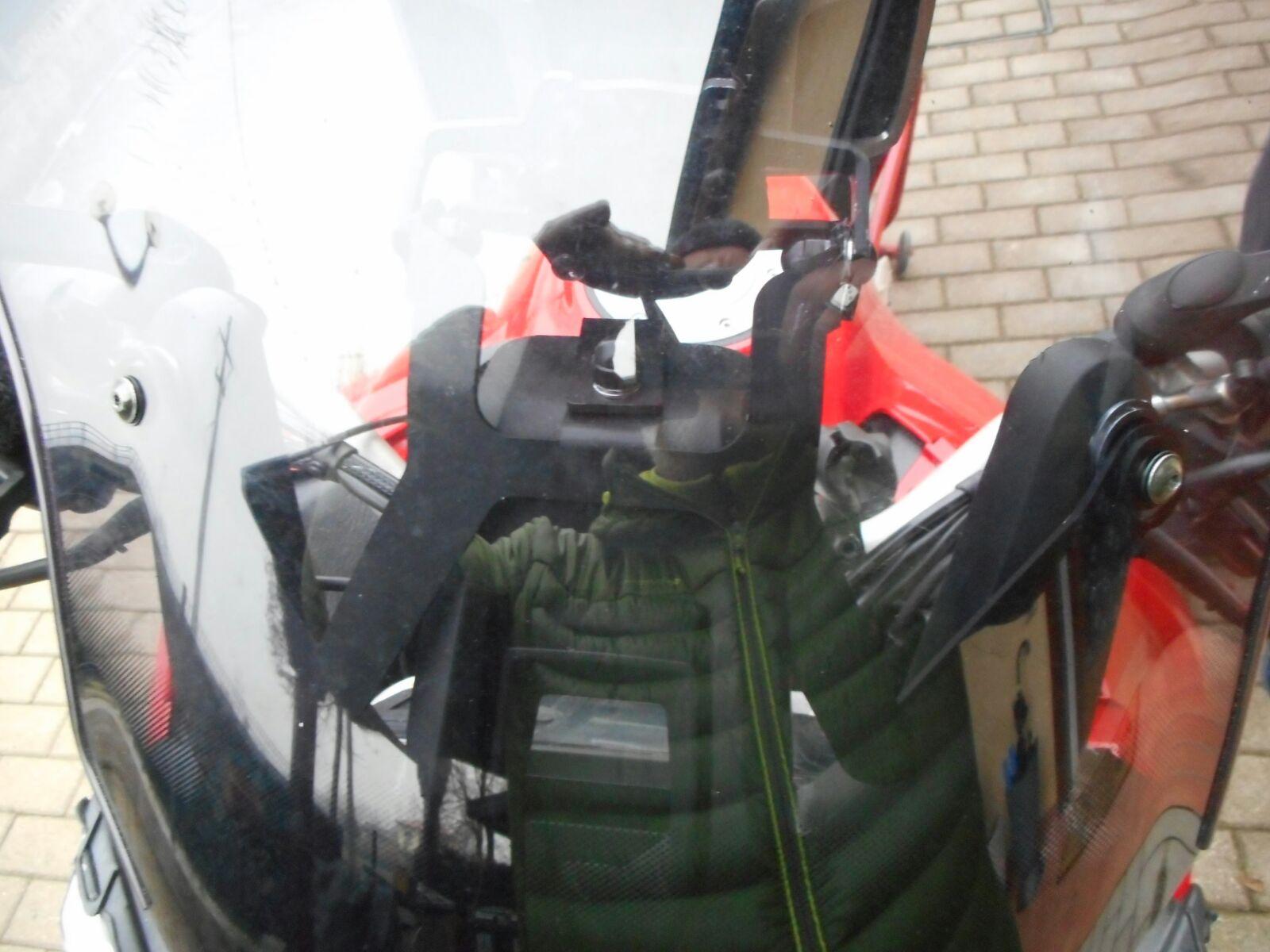 DUCATI MULTISTRADA 950 2017 - GPS/Smartphone Houder