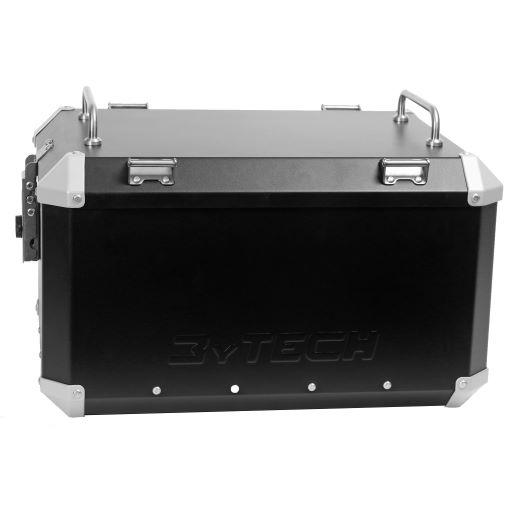 MyTech TOP CASE 55 ltr with Rack - Black ---SAVE