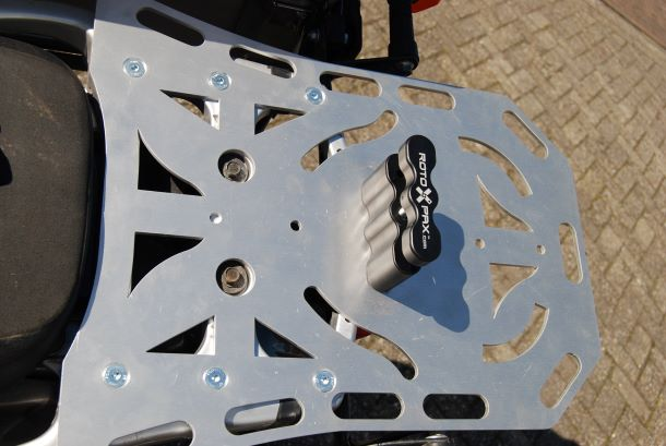 Overland Adevnture Travel Luggage Rack  -- Africa Twin