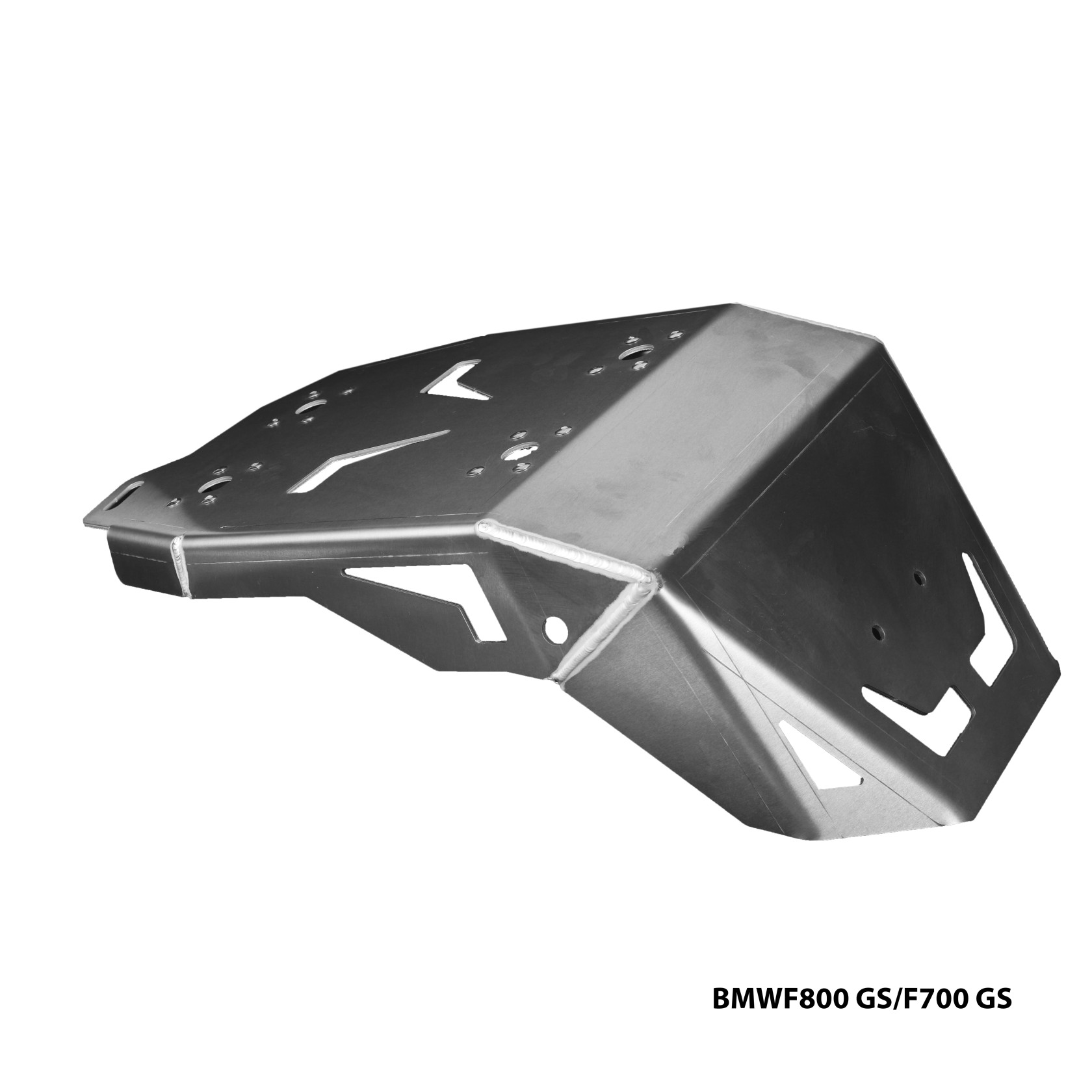 MyTech BMW F 800 Skid/Protection plate