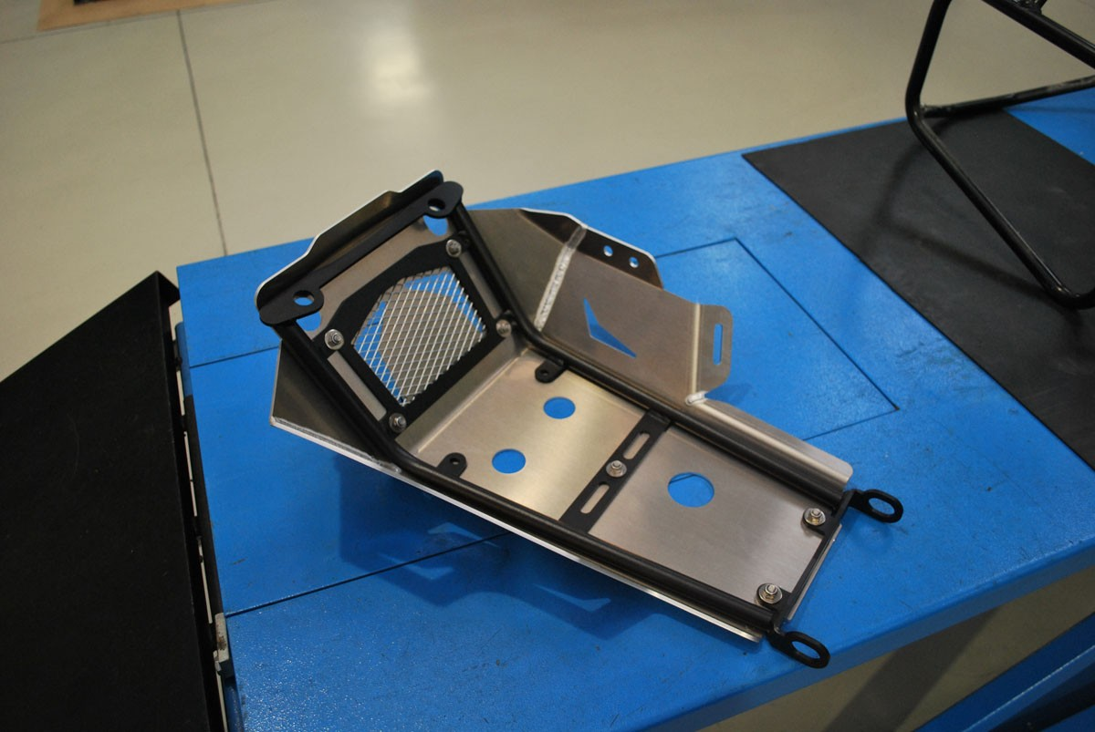 KTM 990 Adventure Skid/Bash Plate MYTECH