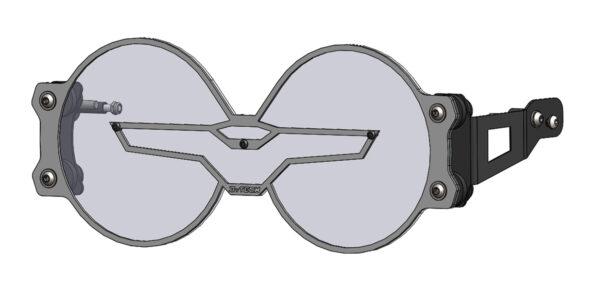 MyTech Moto Guzzi V85 TT Headlight Cover