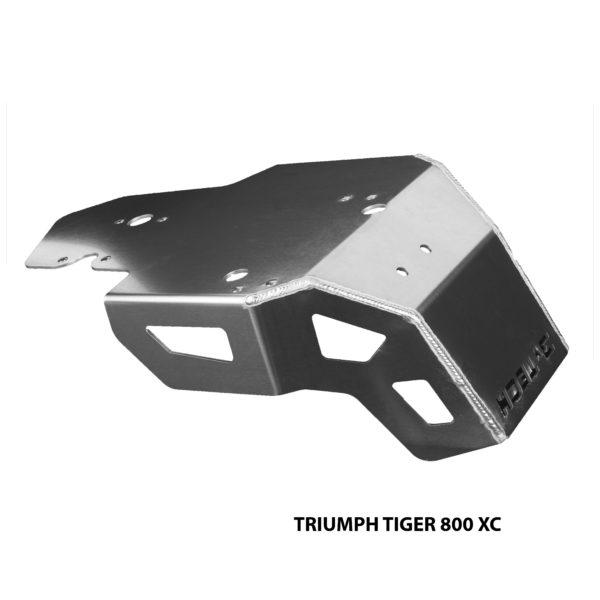 Triumph Tiger 800 XC/XR/XRX 10- Skid/Bash Plate MYTECH