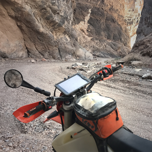 Trail/Adventure Wireless Charge Mount -Hondo Garage Juiced Squeeze