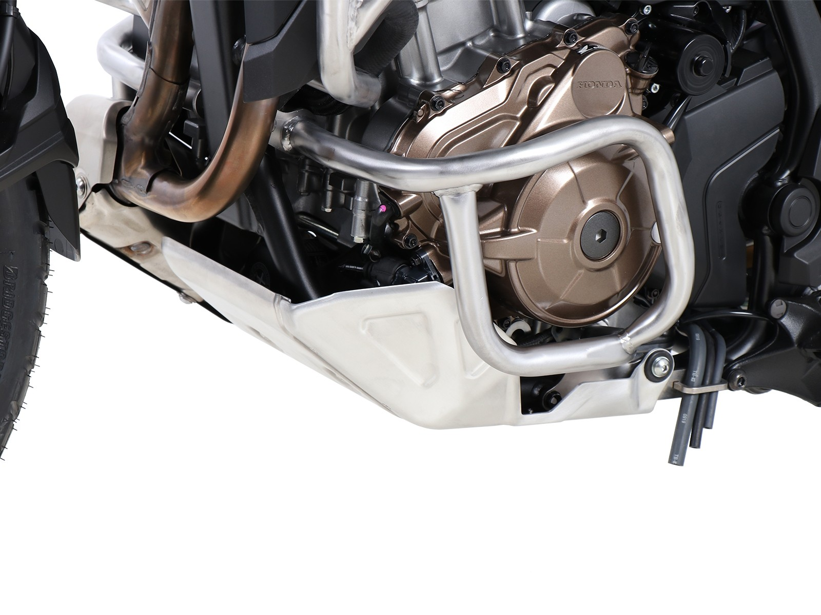 PROTECT & SAVE PACKAGE!! Hepco Honda CRF 1100 L Africa Twin 2019