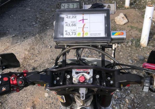 Fasst Flexx shock Adventure Handlebar
