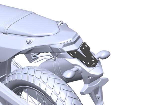 Yamaha 700 Tenere ALUMINUM FENDER PLATE