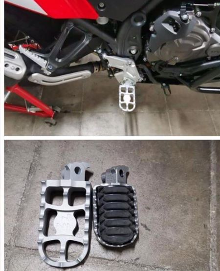 Overland Footpegs for Yamaha Tenere 700