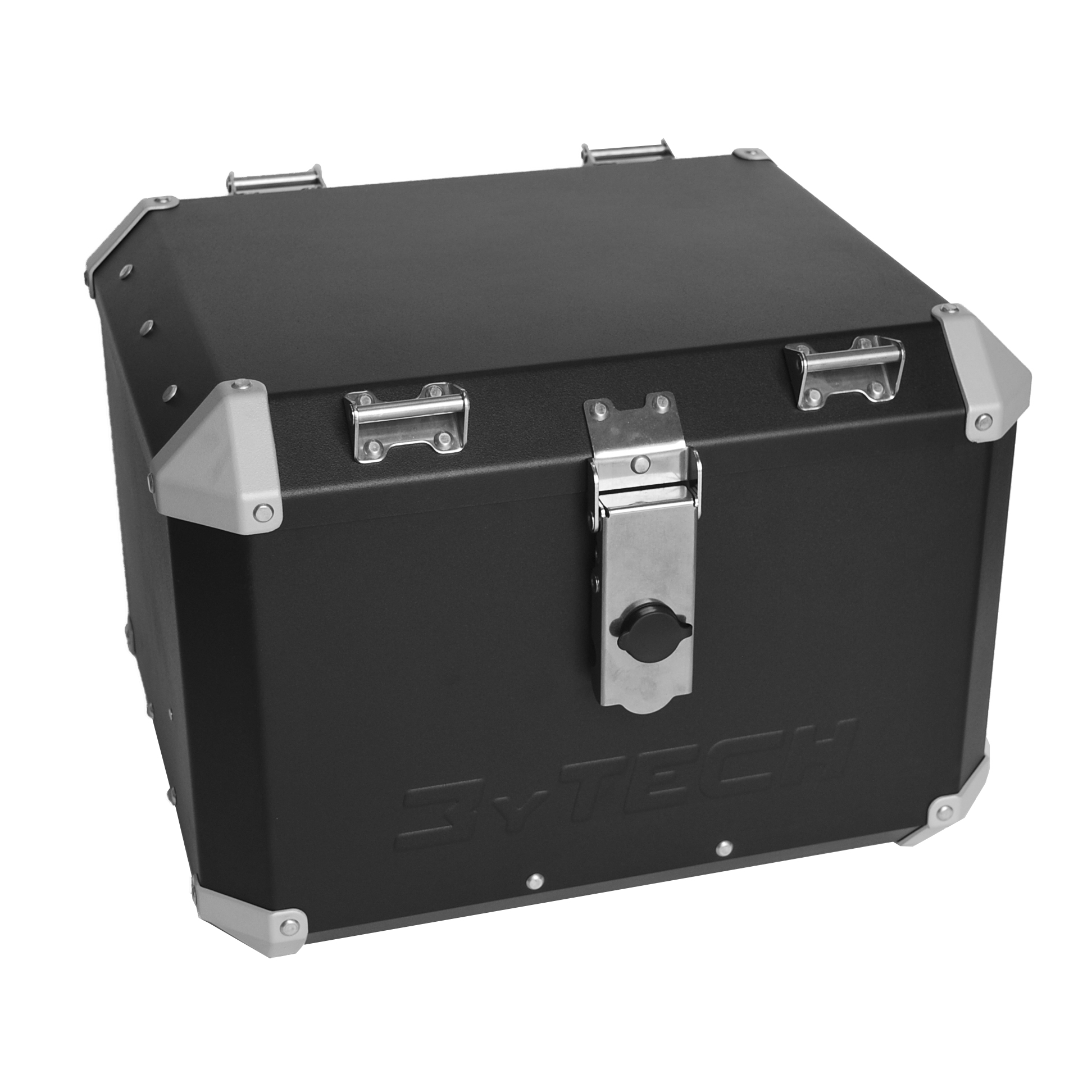 Mytech TOP CASE 41 LITER WITH FRONT OPENING -Black