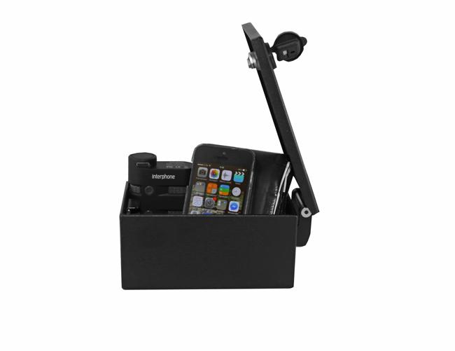 MyTech Secure Handle Bar storage - Small - Black