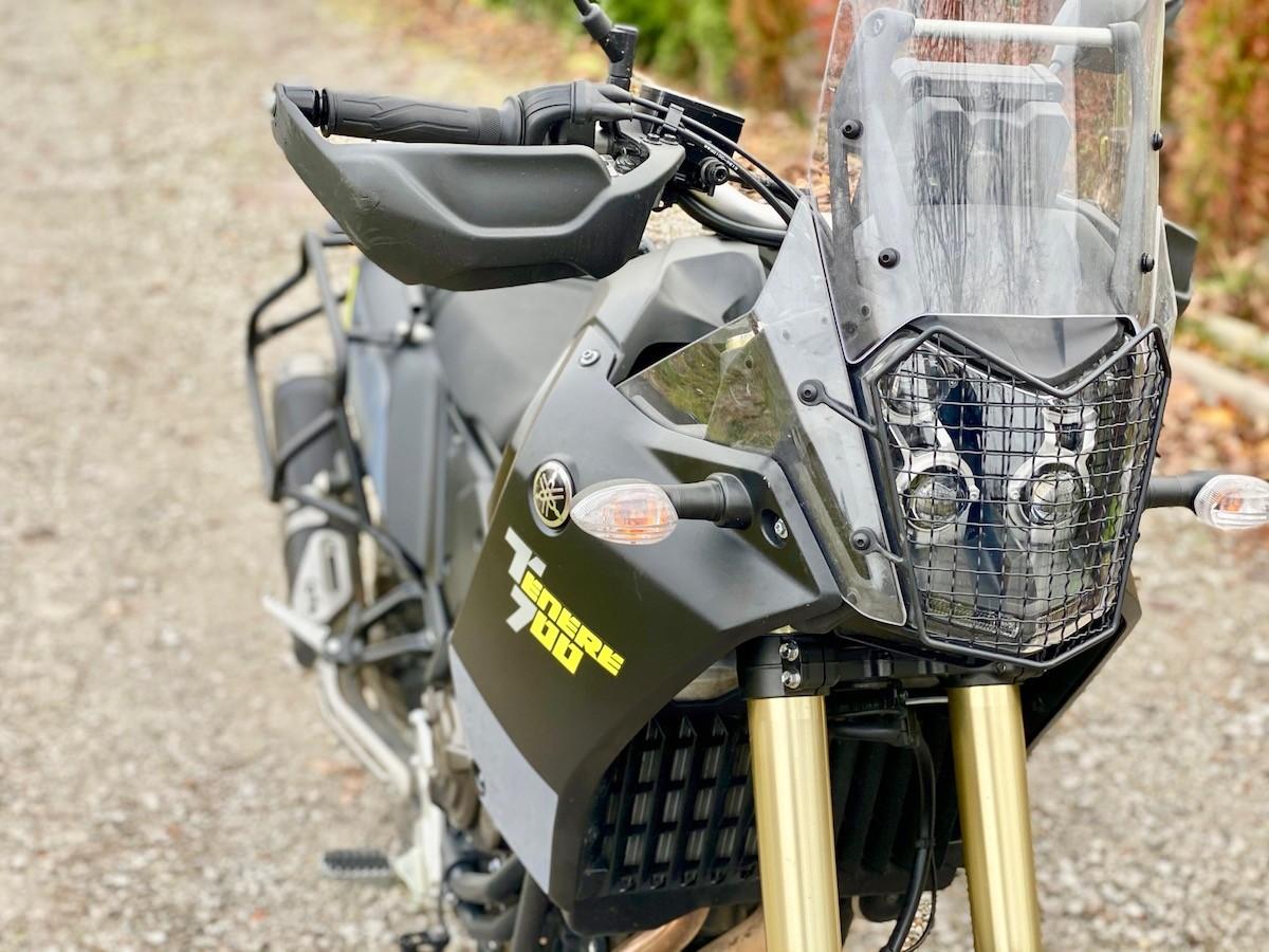 Overland Headlightcover Yamaha XT 700 Z Tenere