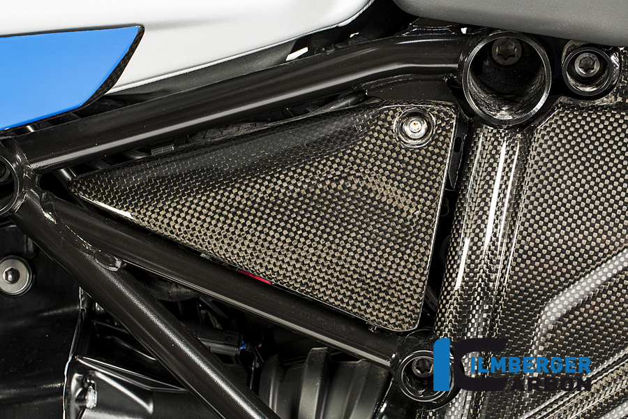 Ilmberger Frame Triangle Cover Kit  x 2 Carbon