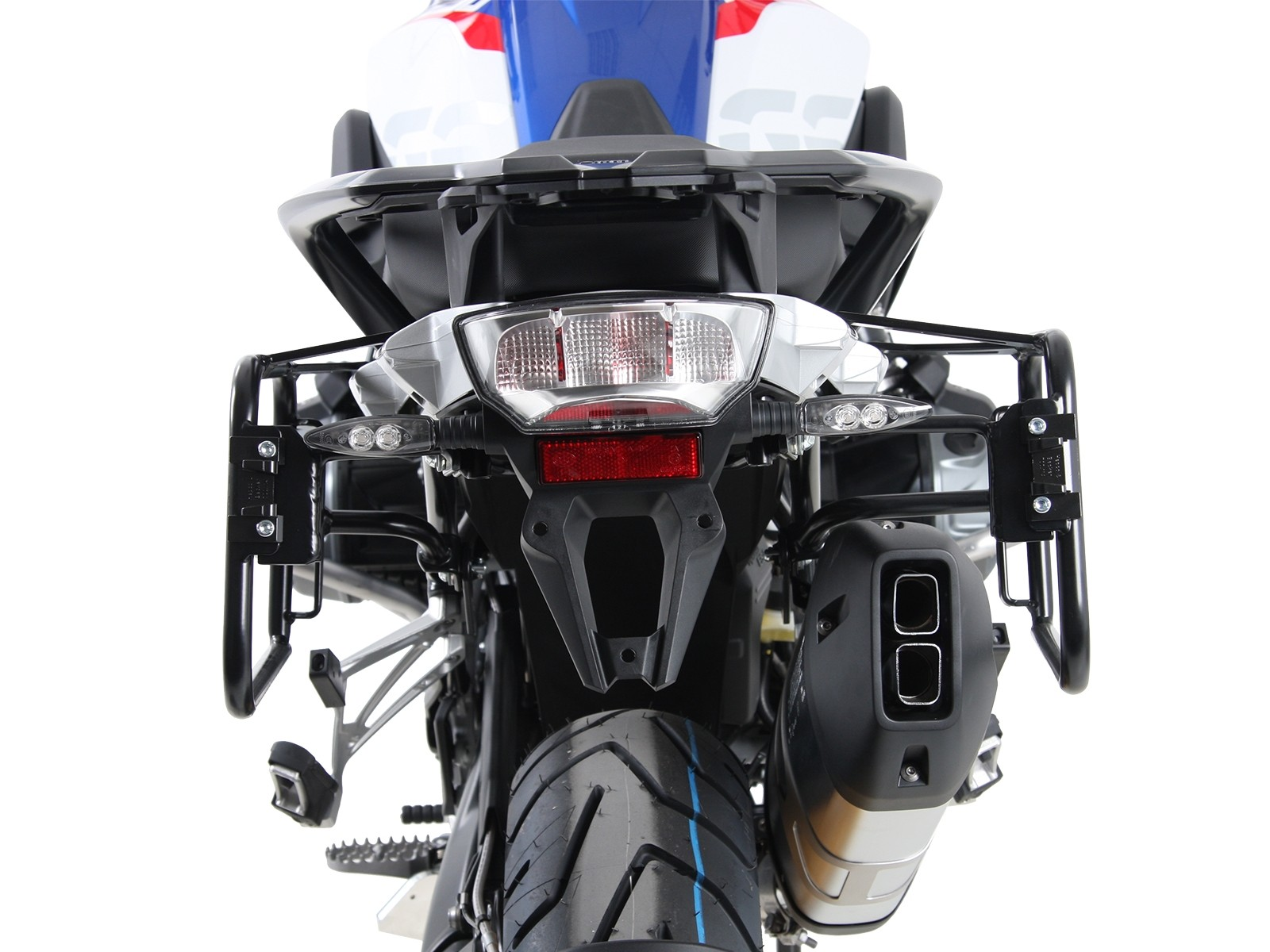 SIDECARRIER LOCK-IT - Silver FOR BMW R1250GS (2018-)