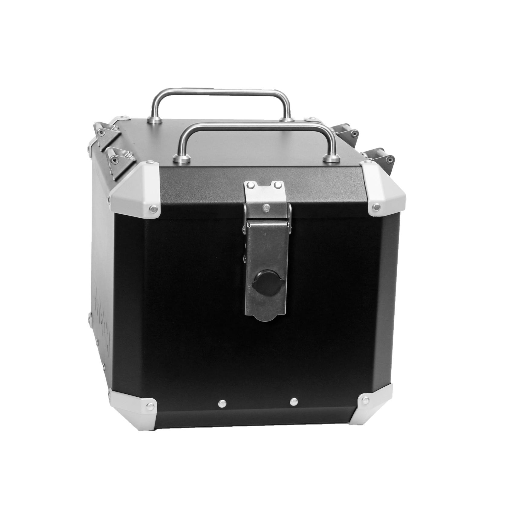 MyTech TOP CASE 33 ltr with Rack - Black ---SAVE