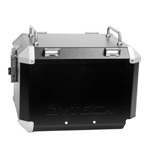 MyTech TOP CASE 41 ltr with Rack - Black ---SAVE