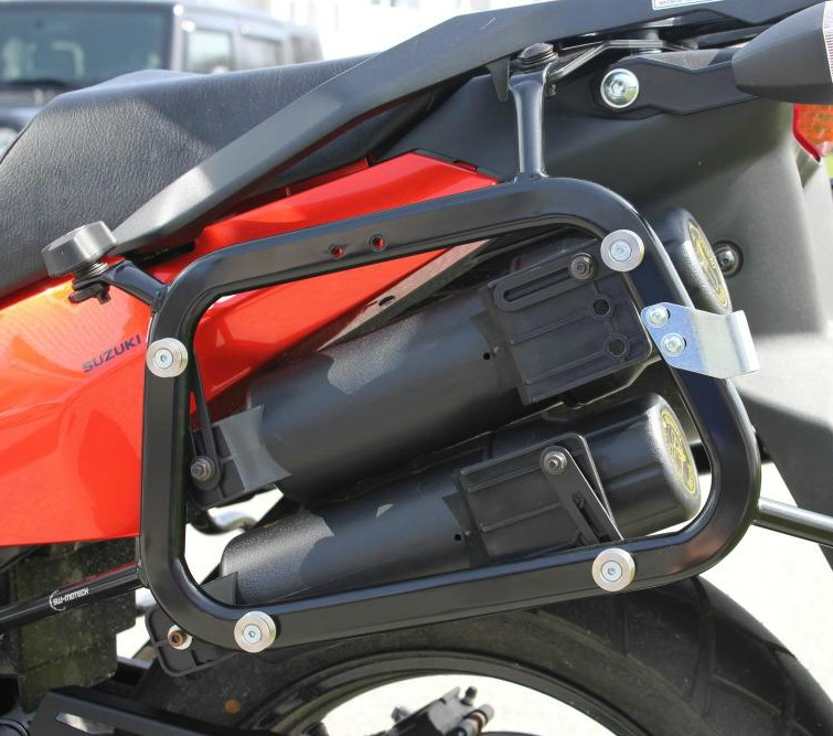 Overland Siderack Accessory Mounting Bracket Kit