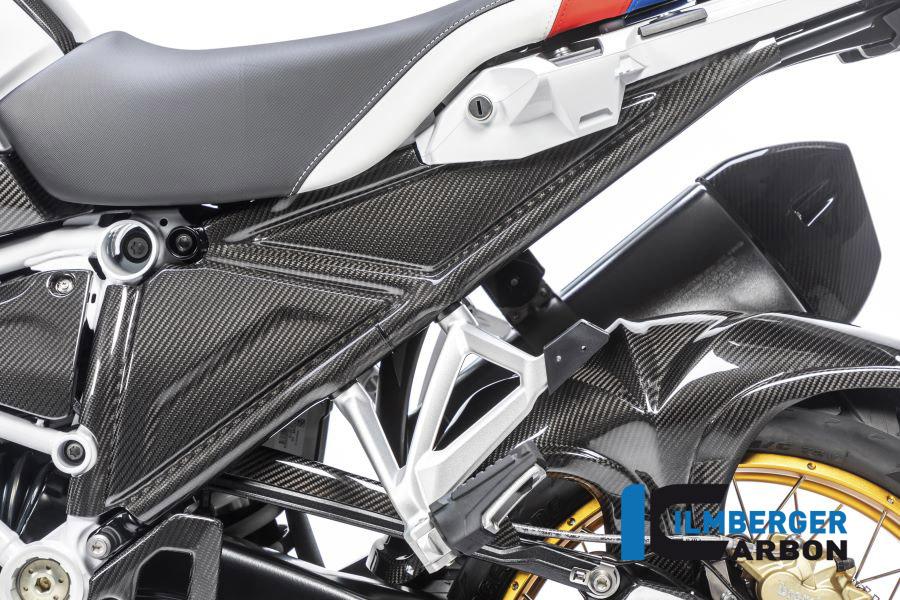 Ilmberger Heel Guard Carbon KIT x 2  BMW R 1250 GS