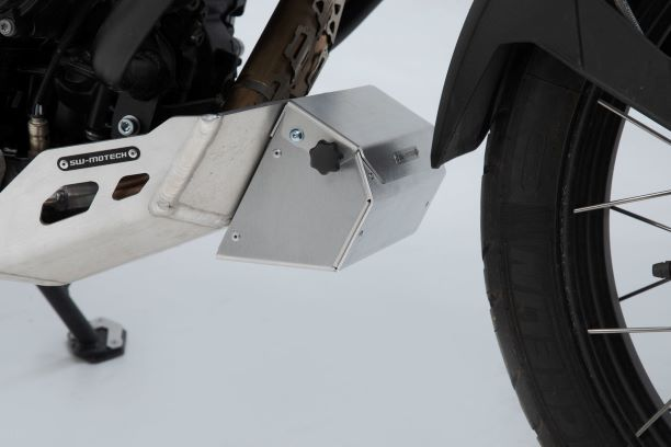 SW Motech Tool box for engine guard