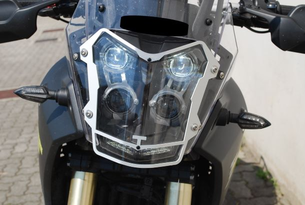 Mytech Headlight Cover Yamaha XT 700 Z Tenere