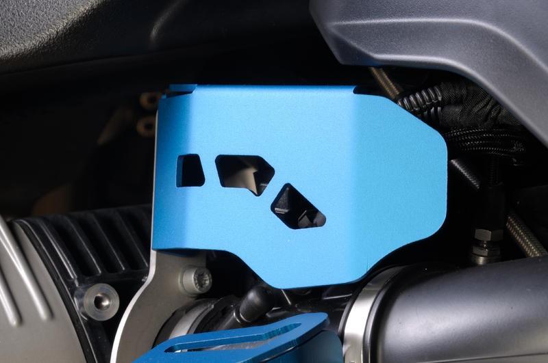 Throttle Body Guard BMW R 1200 GS - Left Side