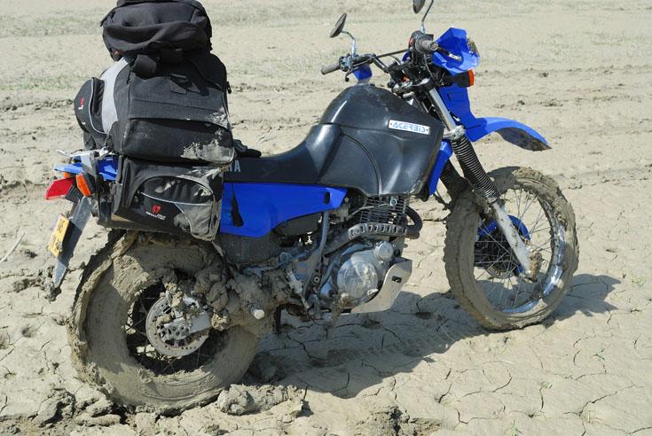Acerbis Yamaha XT600 23L Fuel Tank