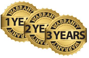 Garantie tot 3 jaar bij Roll-Up banners