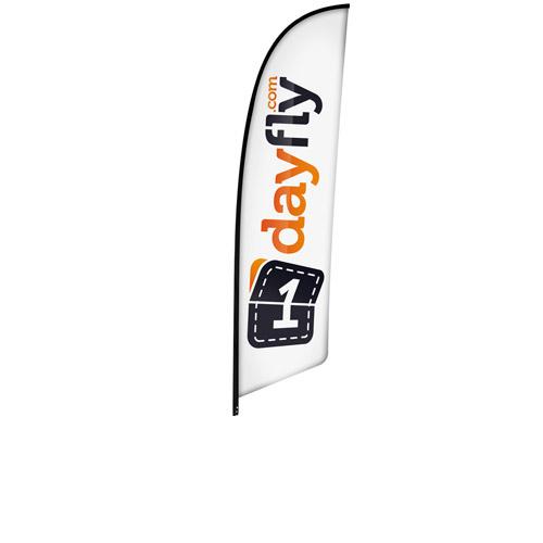 beachflag angled